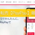 せどり転売PayPay徹底解剖
